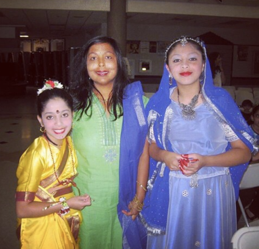 The start of my Bollywood dance career