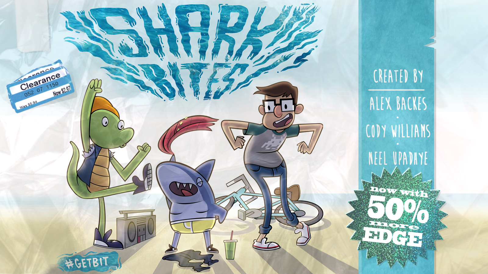 Pitch Splash Page - Disney XD