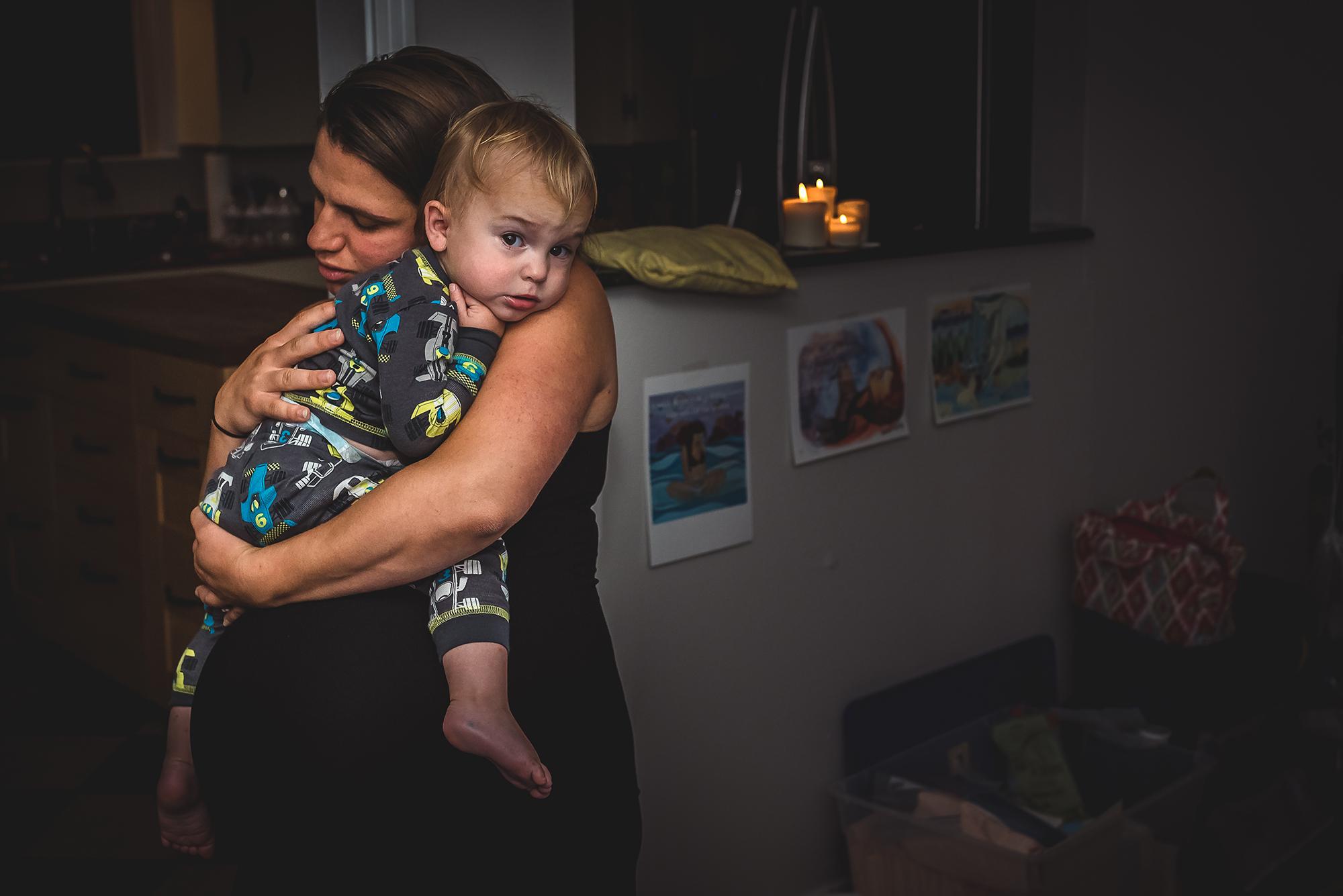 Home birth photography in Arlington, Texas