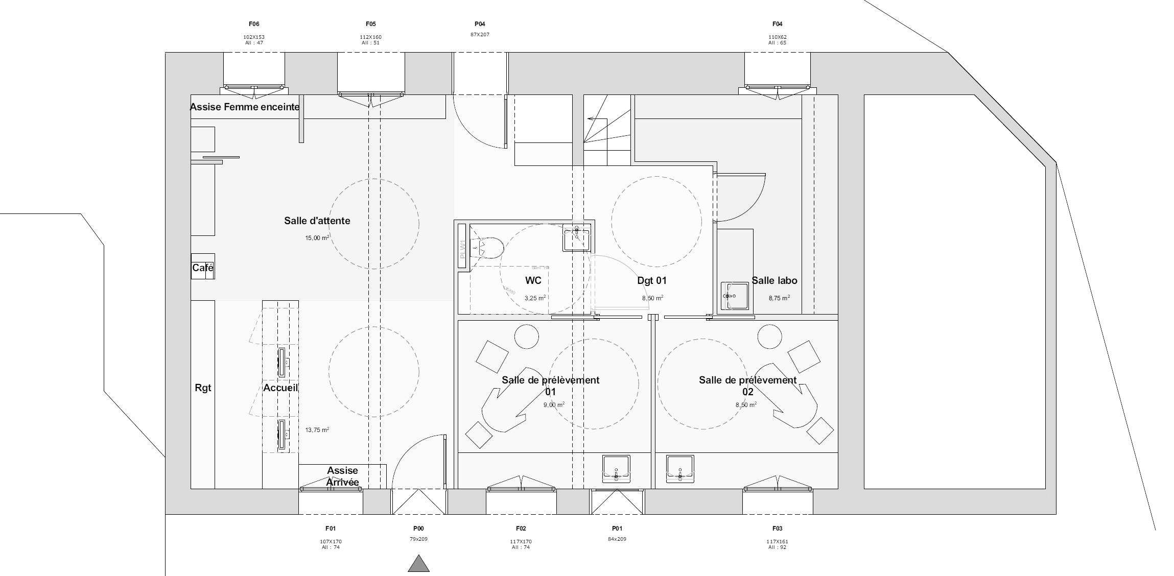 PROJET D'AMENGEMENT PRESENTE | crédits photo : AER Architecture