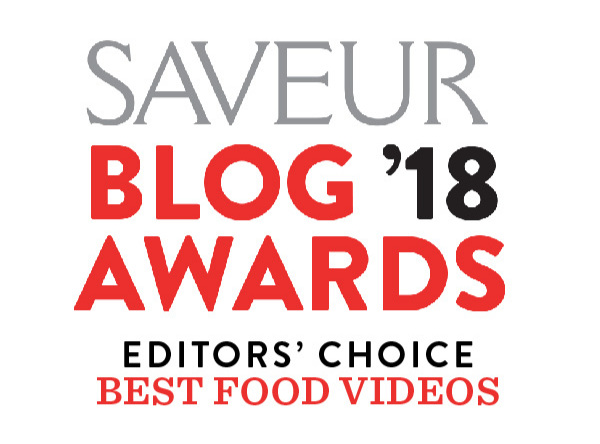 saveur blog awards 2018 best food video