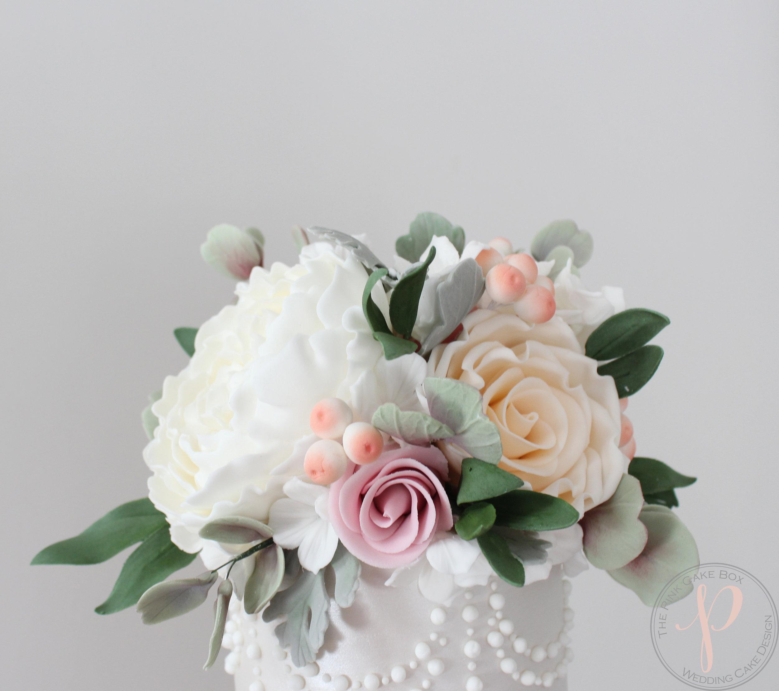 sugar flowers peach dusky pink ivory roses peonies.jpg