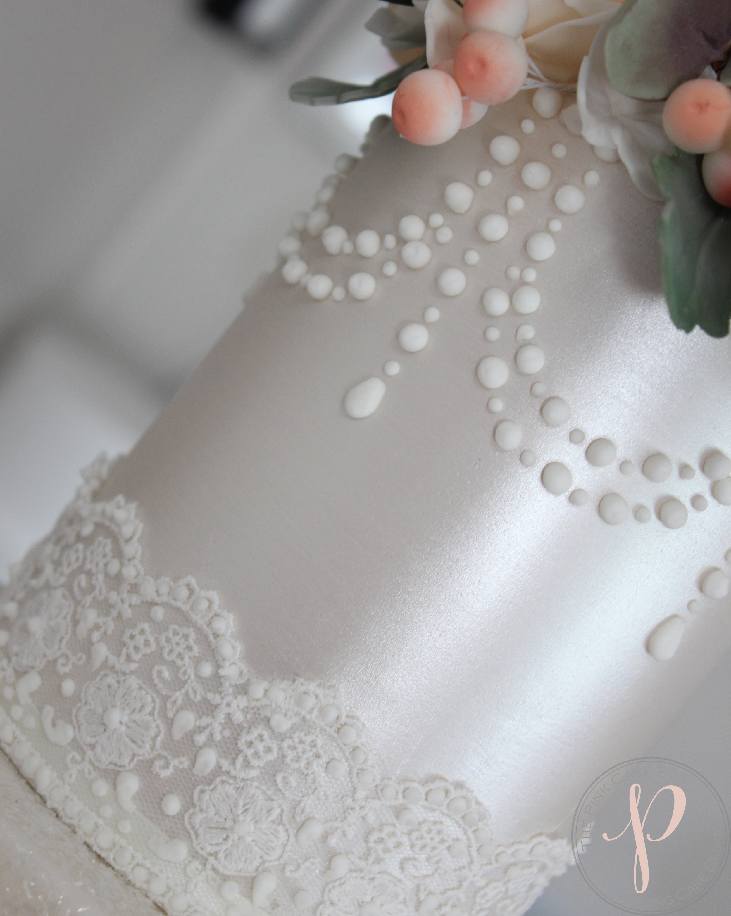 lustre pearls and lace cake.jpg