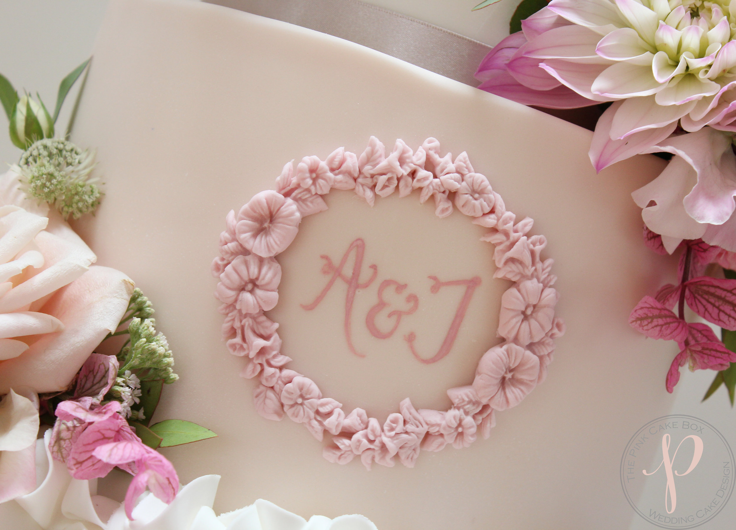 calligraphy initials dusky blush wedding.jpg