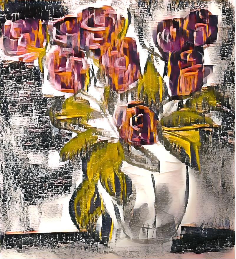 Helena Sarin: Plywood roses