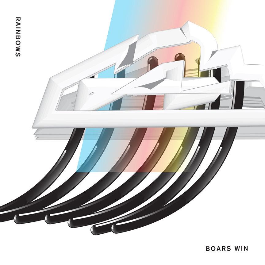 Rainbows - Boars Win