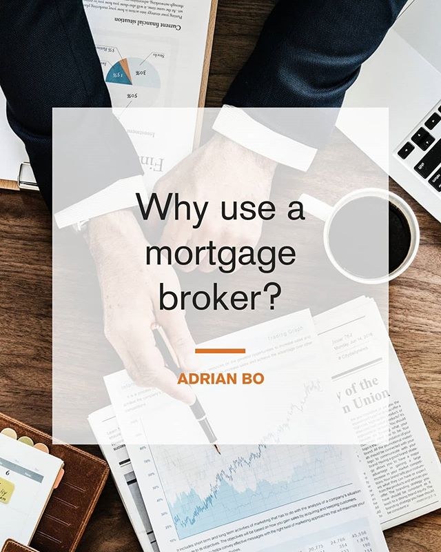 As well as navigating all the policies, brokers take care of all the paperwork and will meet at the client's choice of location and time. And of course, mortgage brokers are free for the buyer, because they take payment from the lender when the loan is secured.👍