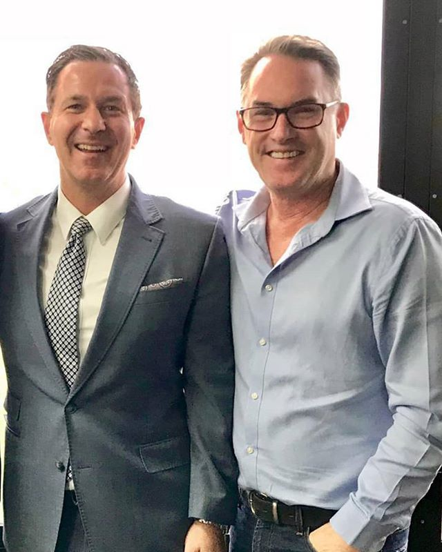 I'm so proud to have been part of the @mcgrathestateagents family for over 24 years and personally trained by the legend himself, John McGrath. Looking forward to an awesome 2019 with this amazing real estate company!🤝