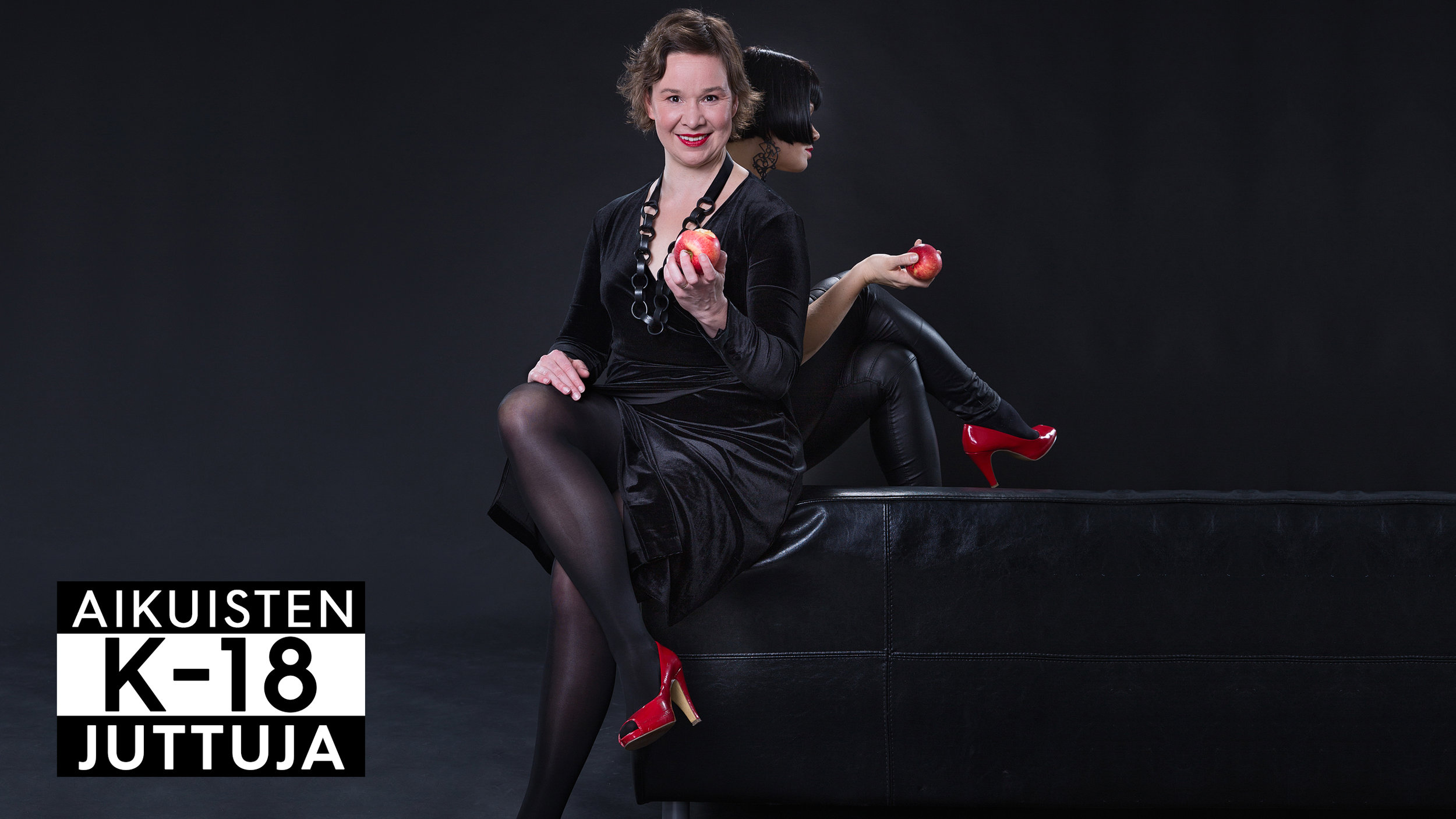 Rosa Meriläinen ja Lady Lipstick