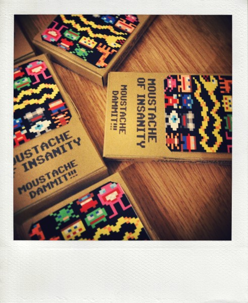 Moustache Cassettes