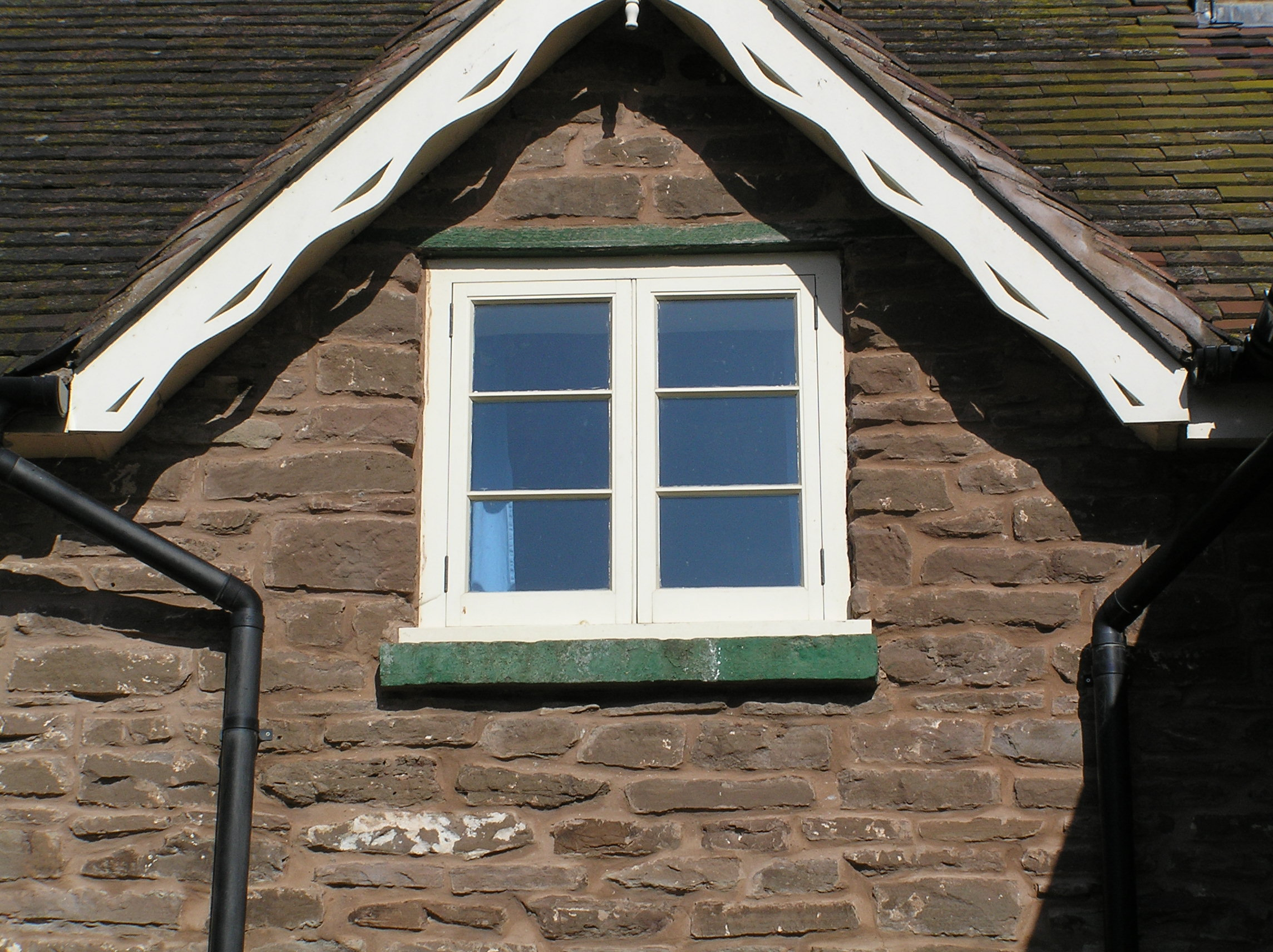traditional window Hereford