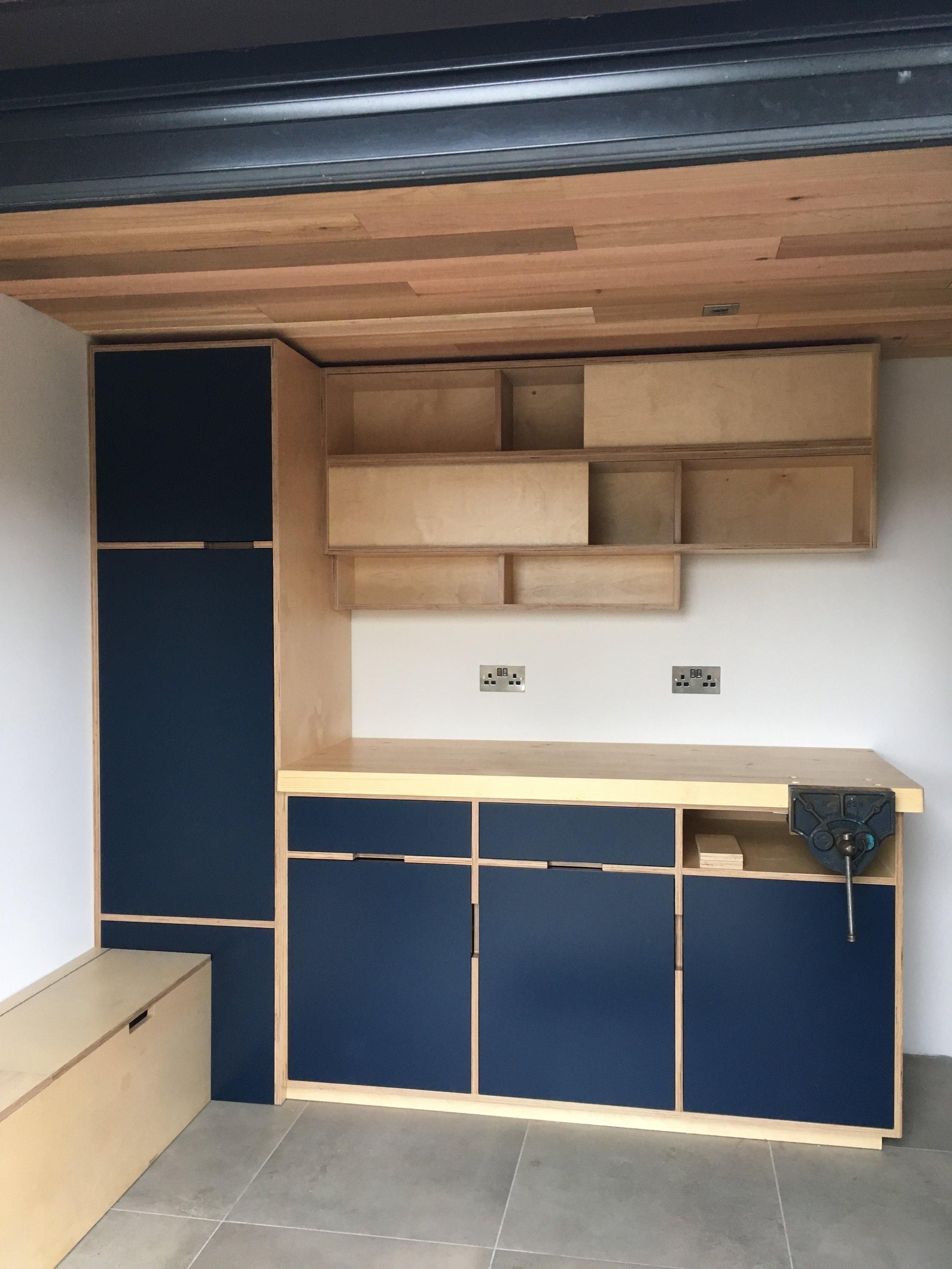 Bespoke Cabinet and storage units.
