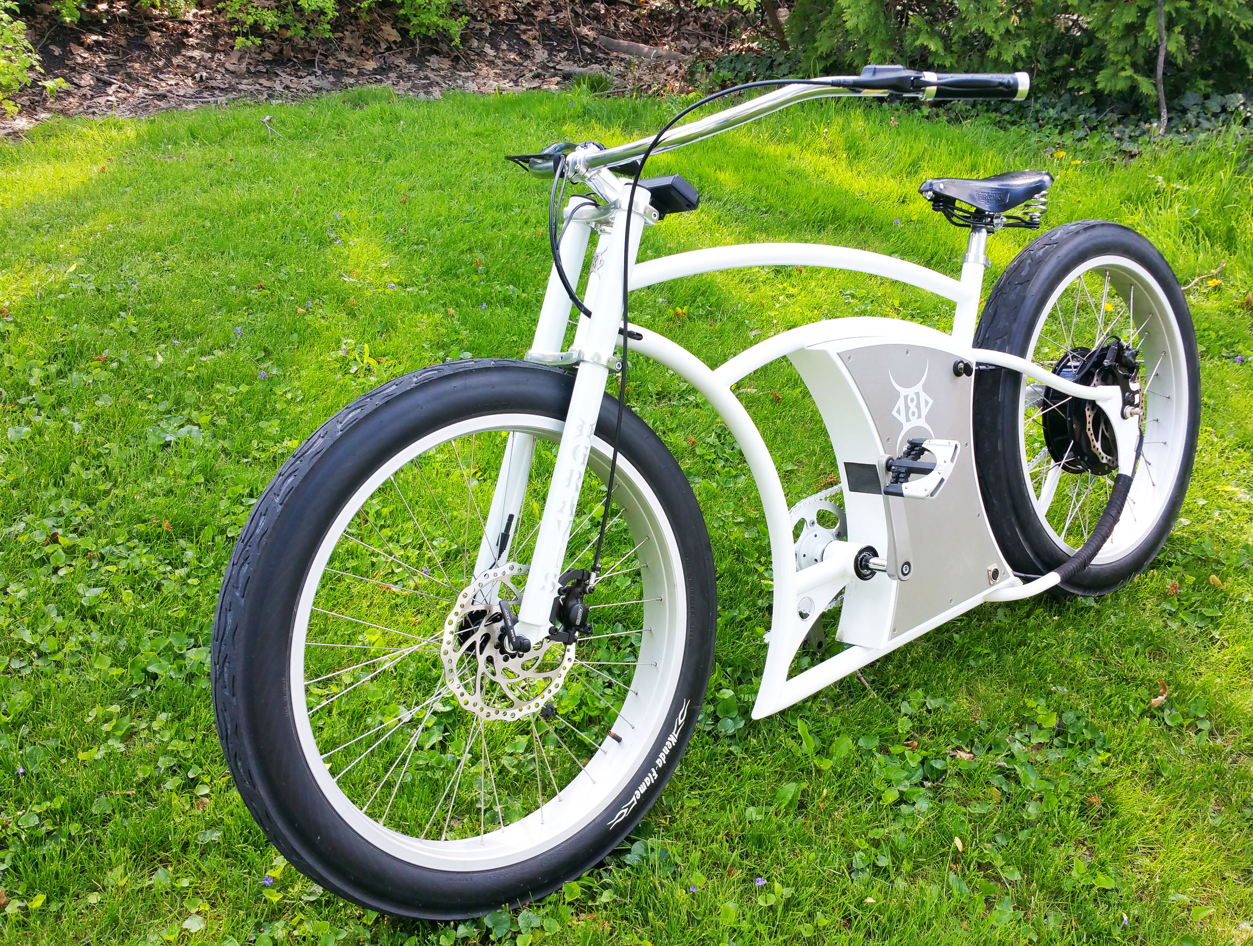 Competitive Pricing - Our bikes start at $5800... Not bad for a high quality machine that doesn't need gas or insurance. Get in touch and let us tell you why this is the best mode of transportation for short distance commutes.