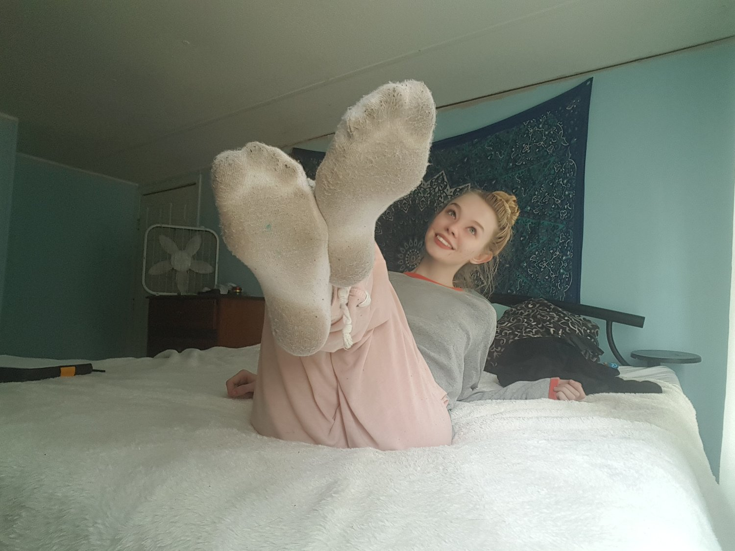 Mainstream Foot Fetish Scenes