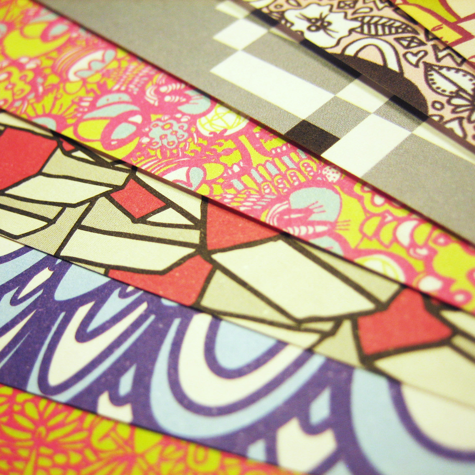 Designer Pattern Origami Paper - a cutting-edge range of exclusive designs