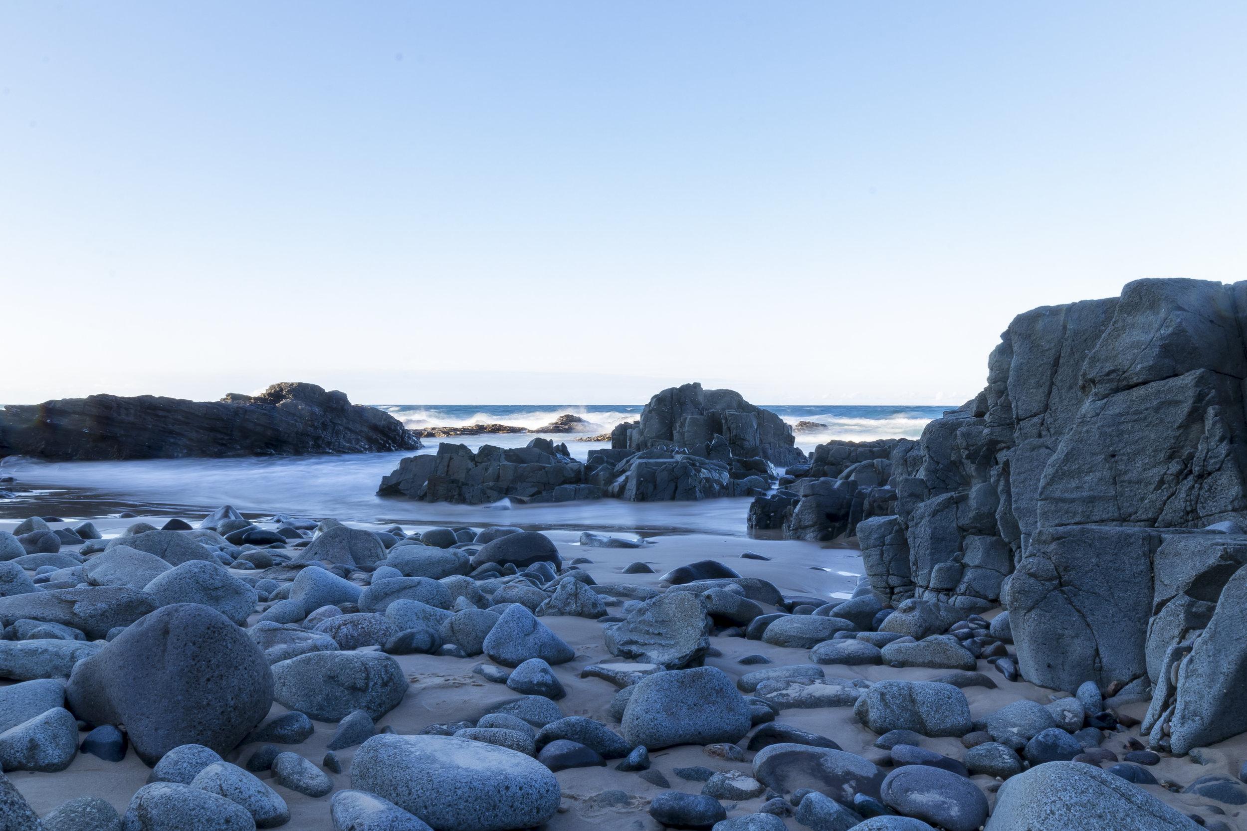 Point Arkwright- Sunshine Coast ~
