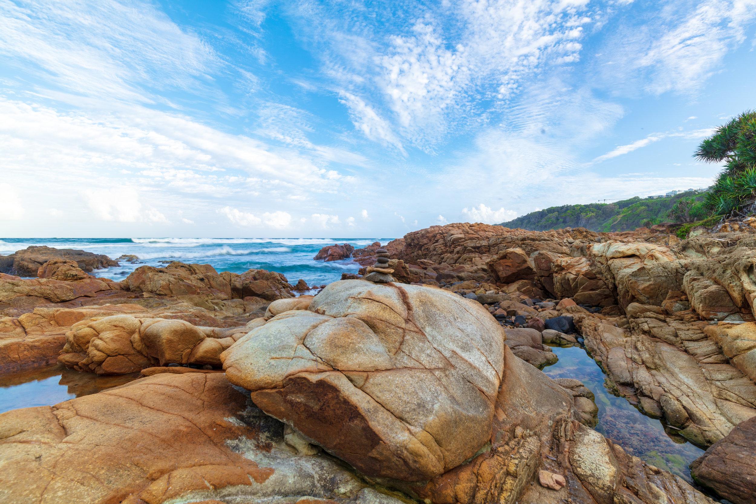 Pt. Arkwright - Sunshine Coast ~