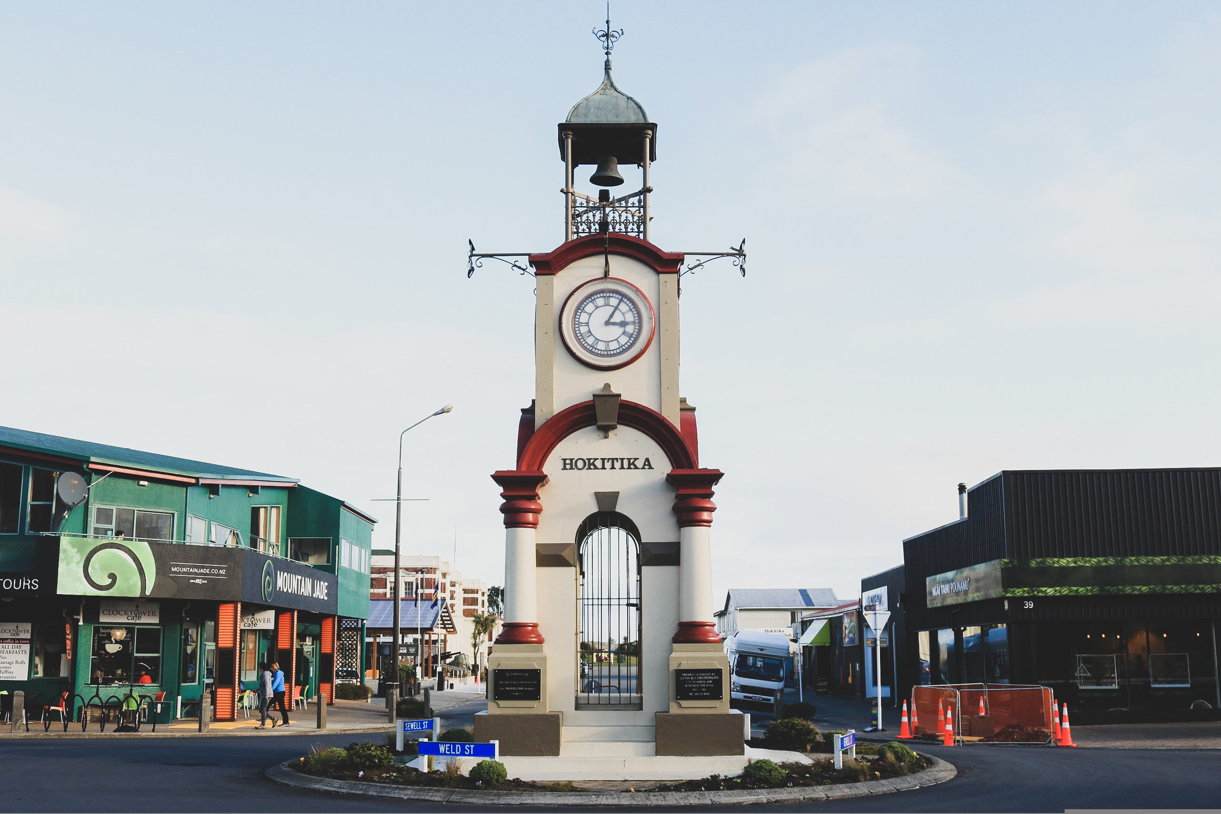 Omaru - New Zealand ~