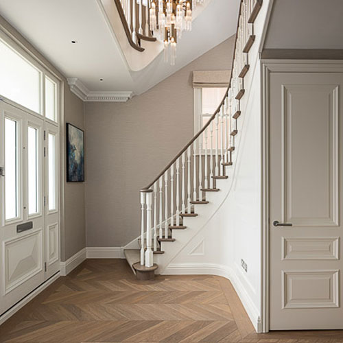 Acton Park House -