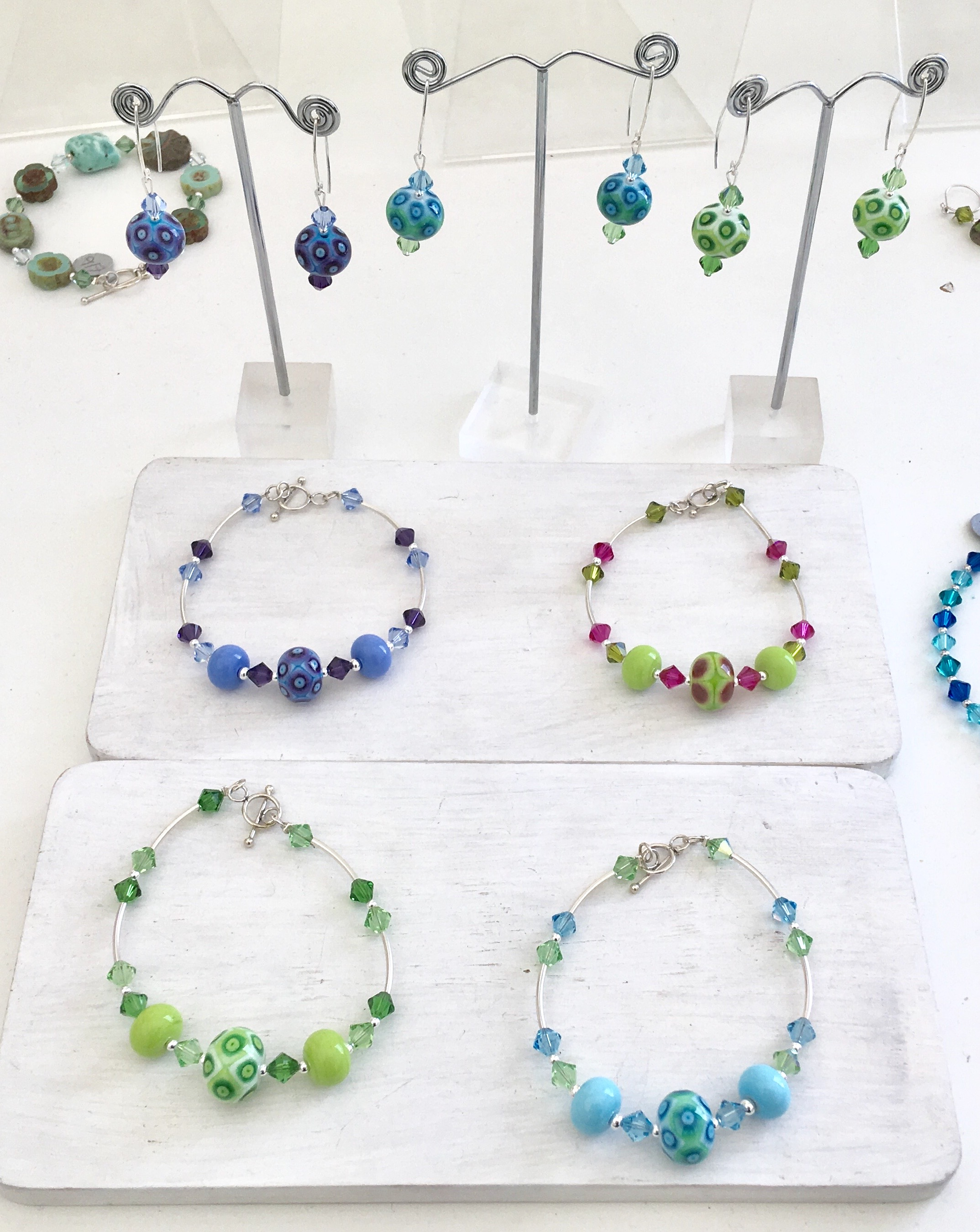 Picture courtesy of Gill Connolly, Rohanna Jewellery