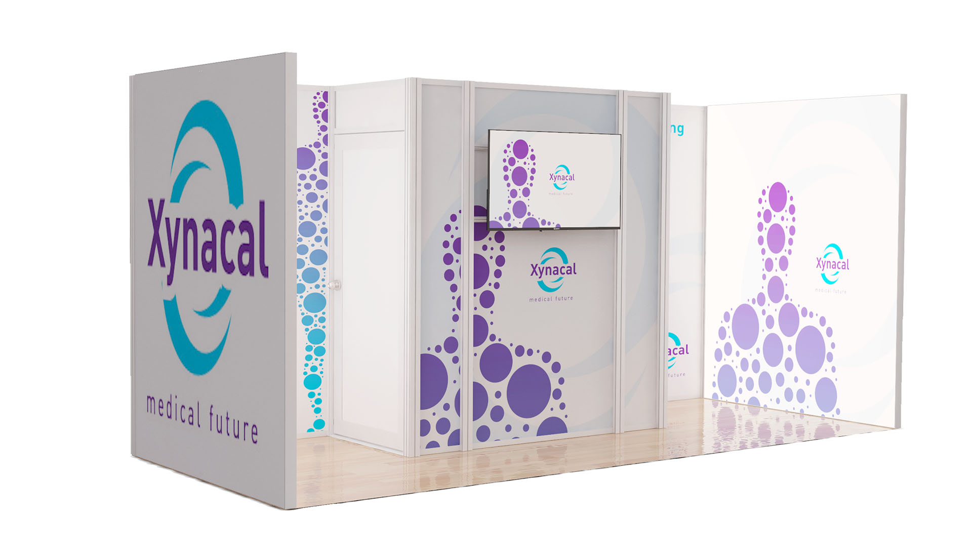 Portable Exhibition System