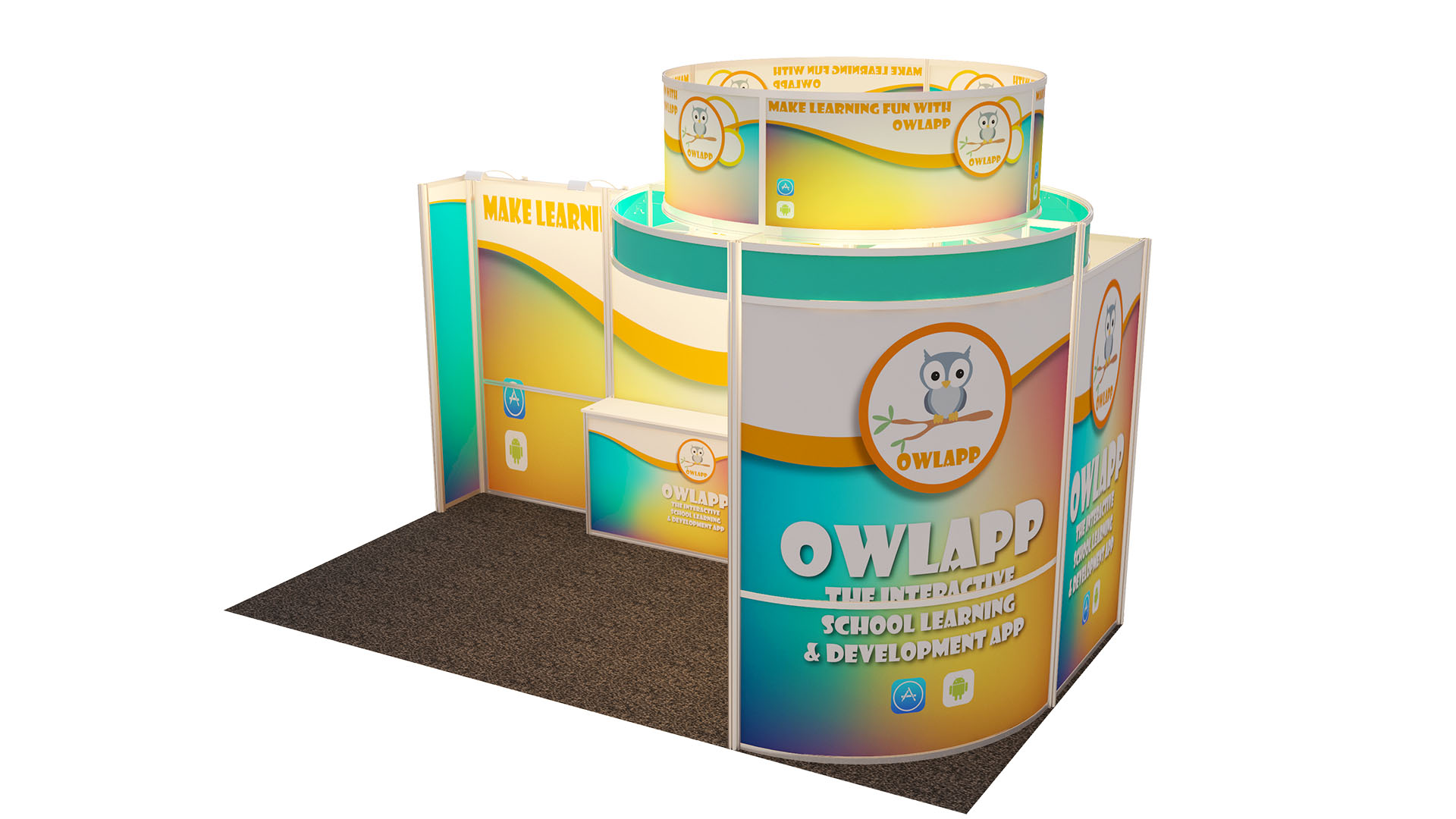 Trade Show Stands