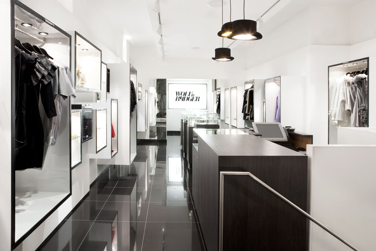 concept stores in london