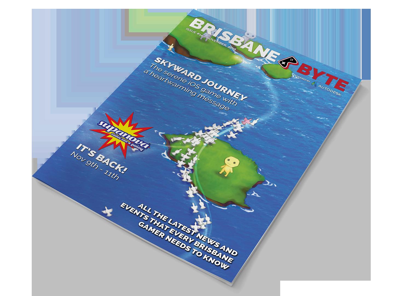 Issue #14 - November 2018