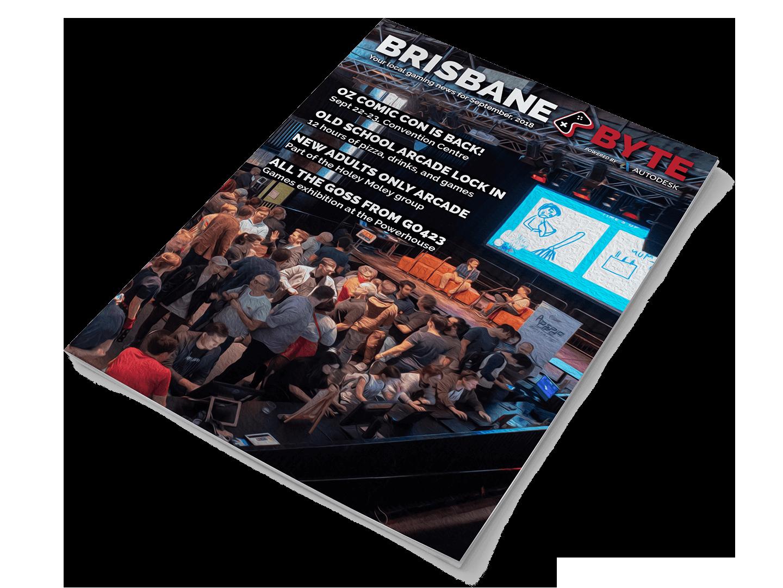 Issue #12 - September 2018