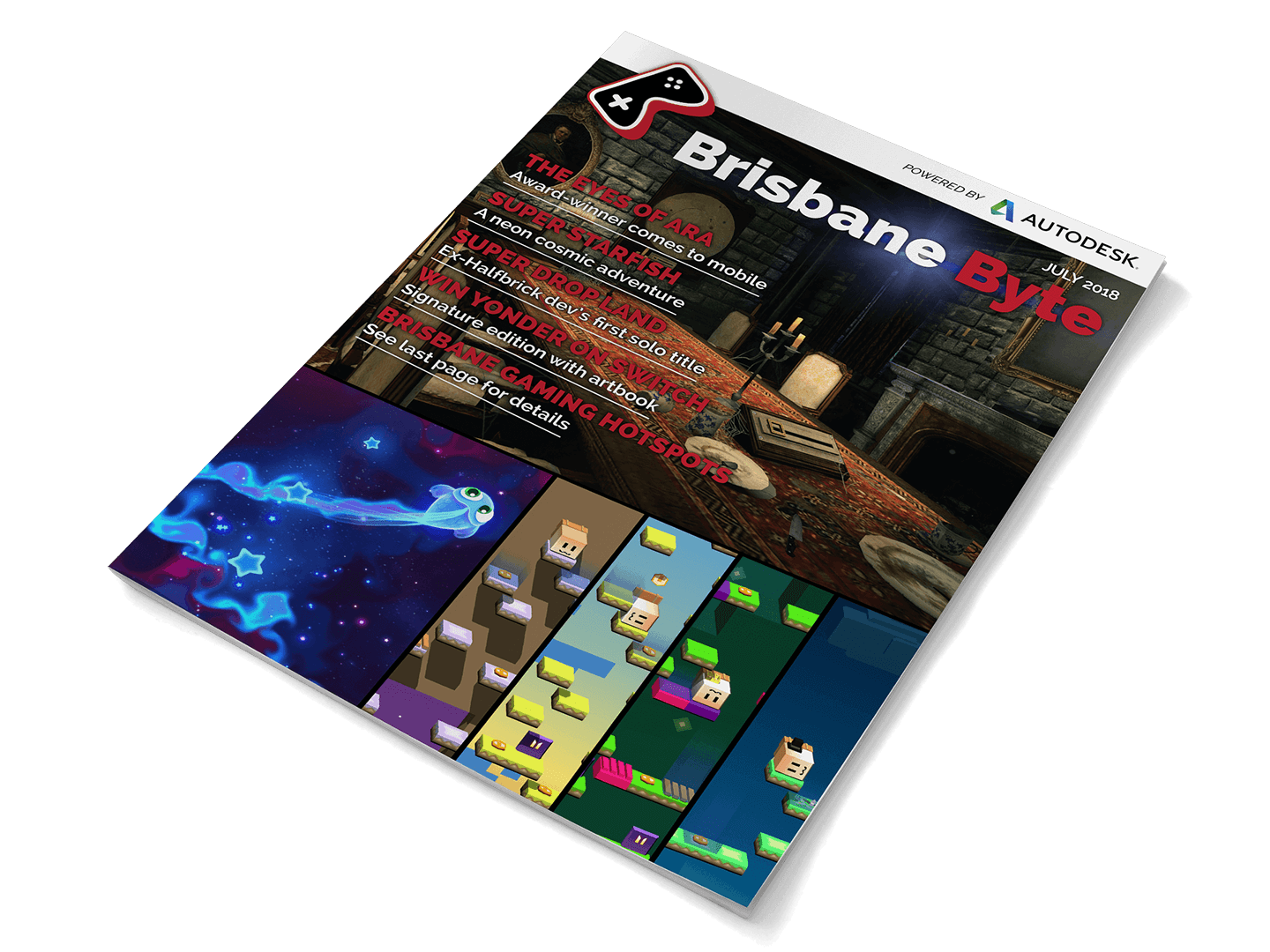 Issue #10 - July 2018