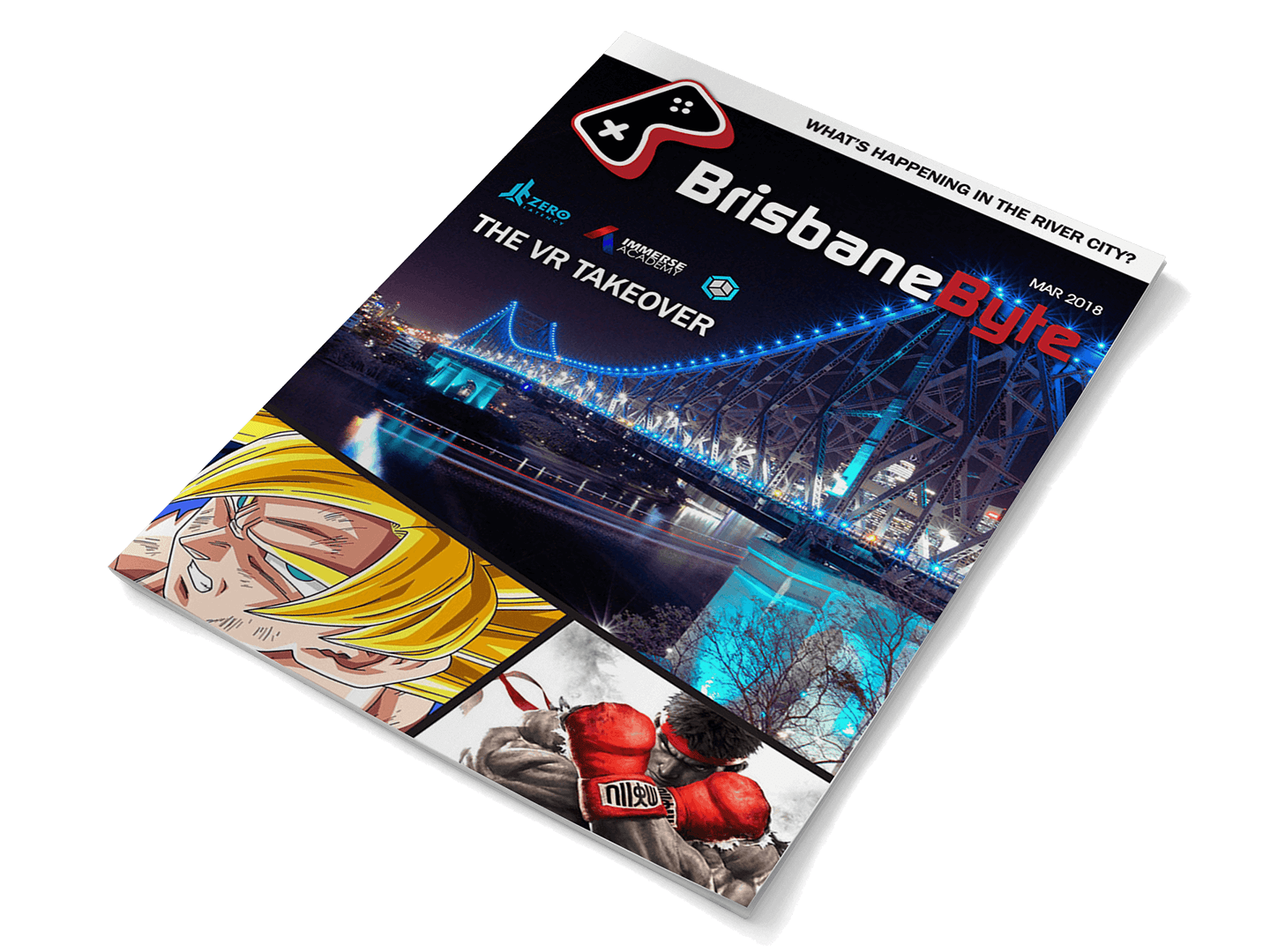 Issue #6 - March 2018