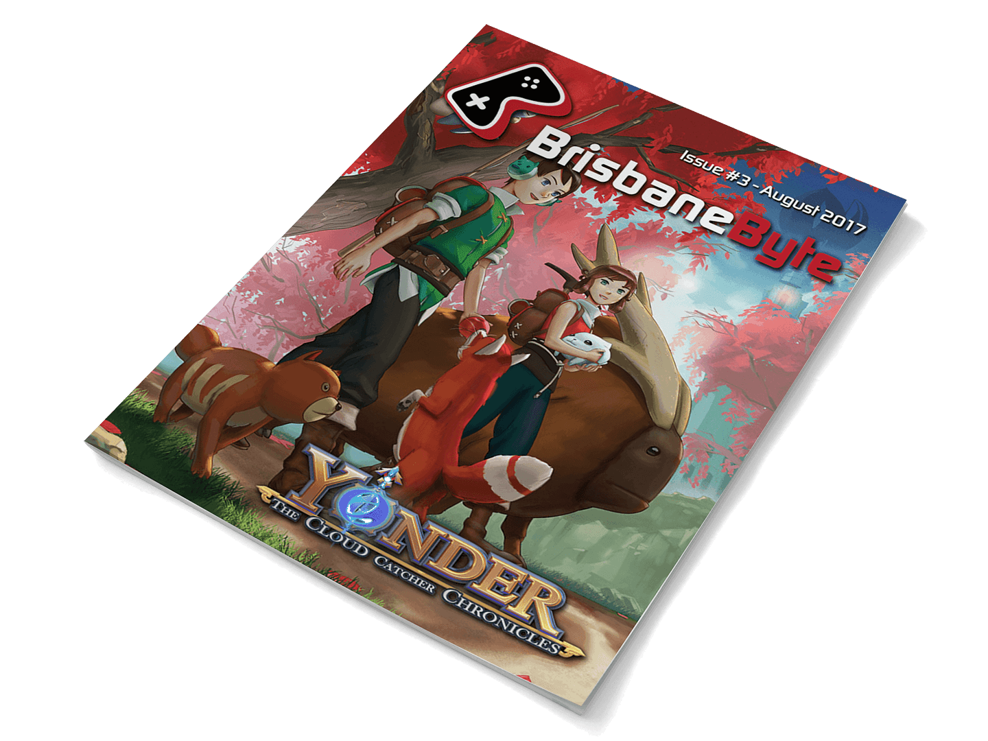 Issue #3 - August 2017