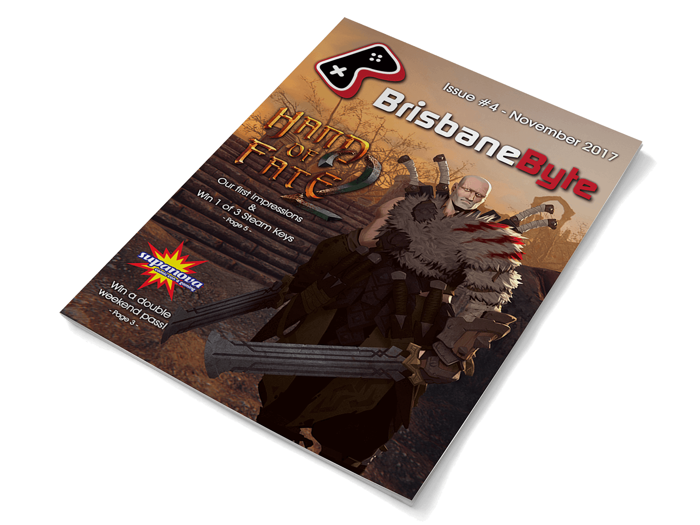 Issue #4 - November 2017