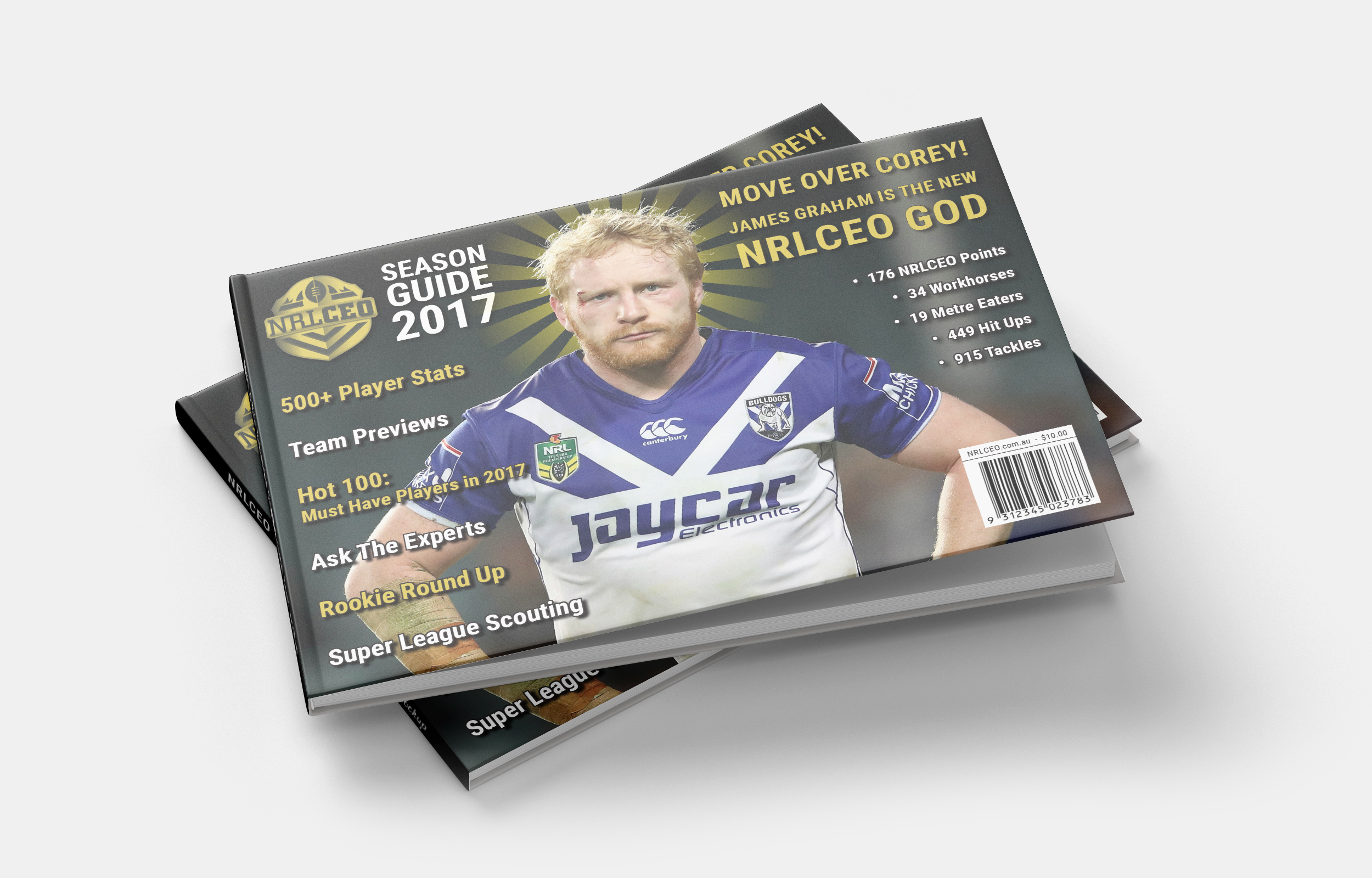 NRLCEO Season Guide 2017