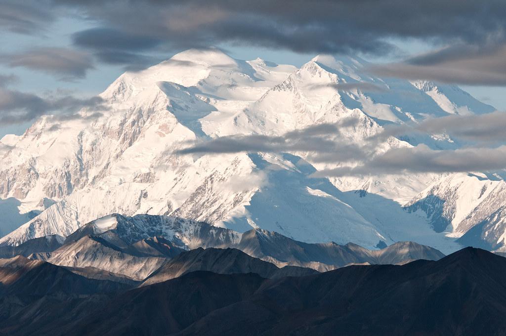 Denali. Image:  Tim Rains .