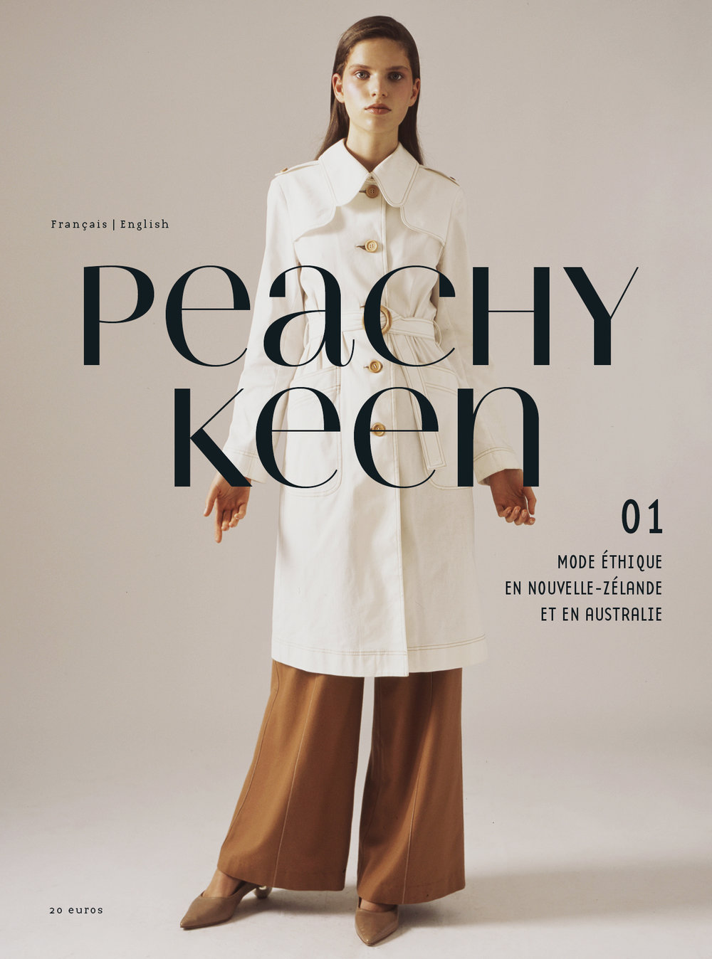 GET YOUR COPY OF PEACHY KEEN MAGAZINE 01 -