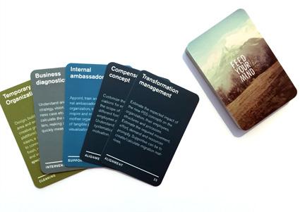 card set -