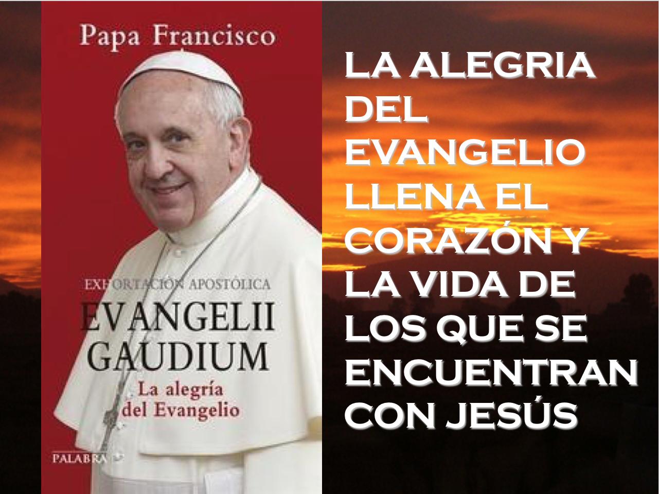 Evangelii Gaudium - José Manuel Urtasum