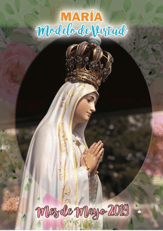 Mayo 2019 - Virgen María