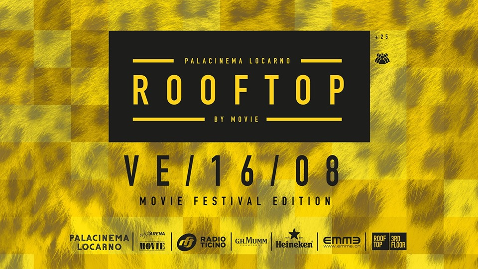 Rooftop Movie Festival Edition