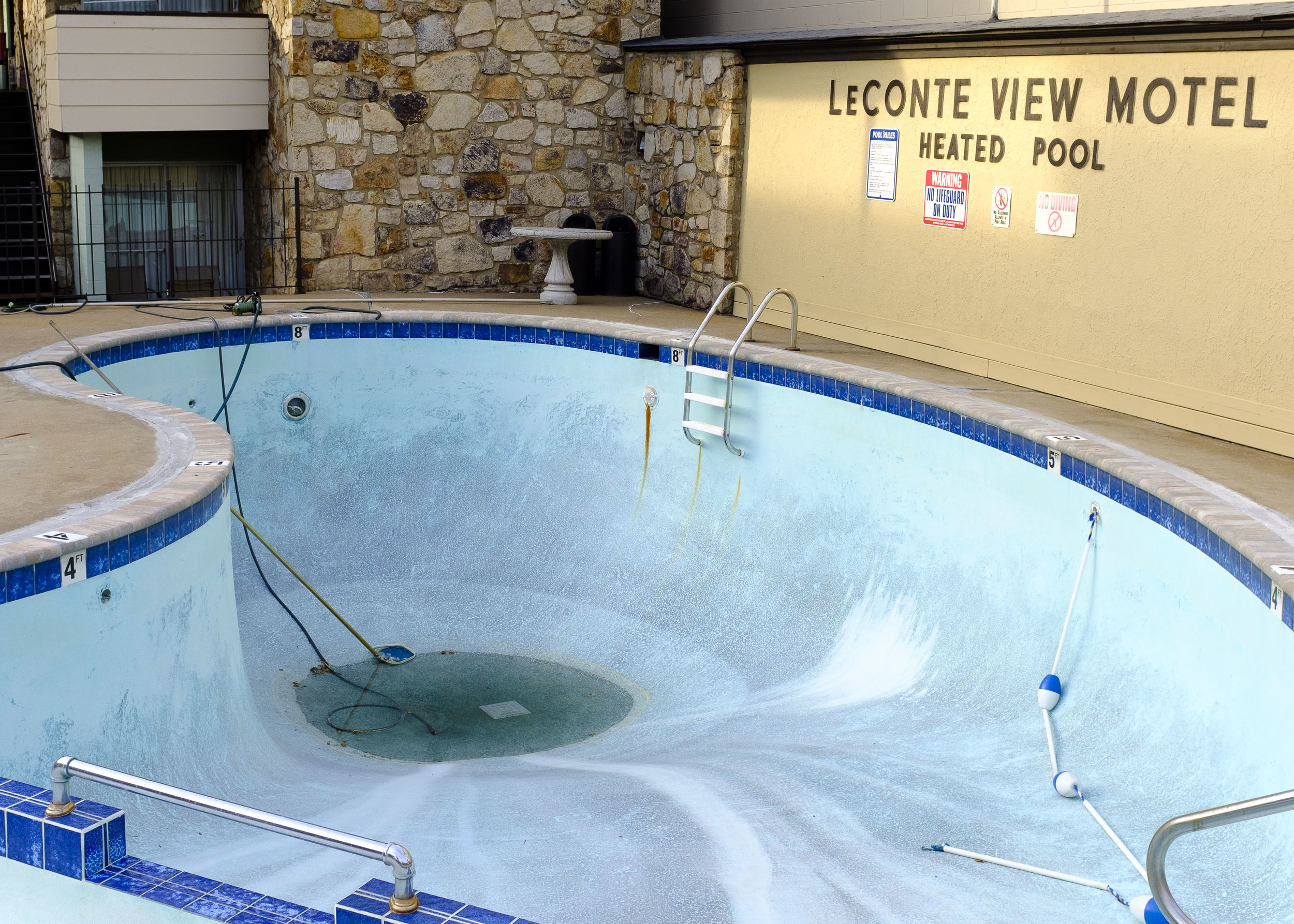 Heated Pool. Gatlinburg, TN 2018