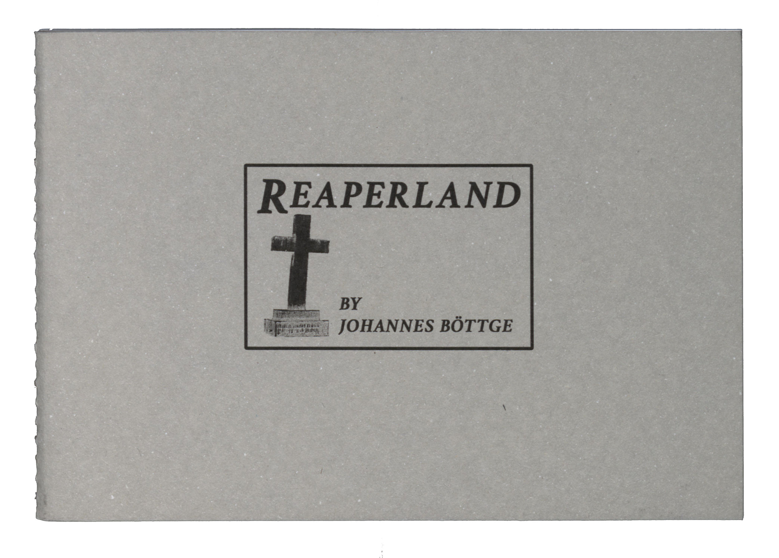 REAPERLAND was published by Native Teenage in 2018. It was released as a catalog accompanying a solo exhibition at Salt and Pepper Gallery in Tokyo and Beinghunted. Gallery in Berlin.