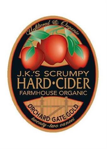Scrumpy's Organic Cider