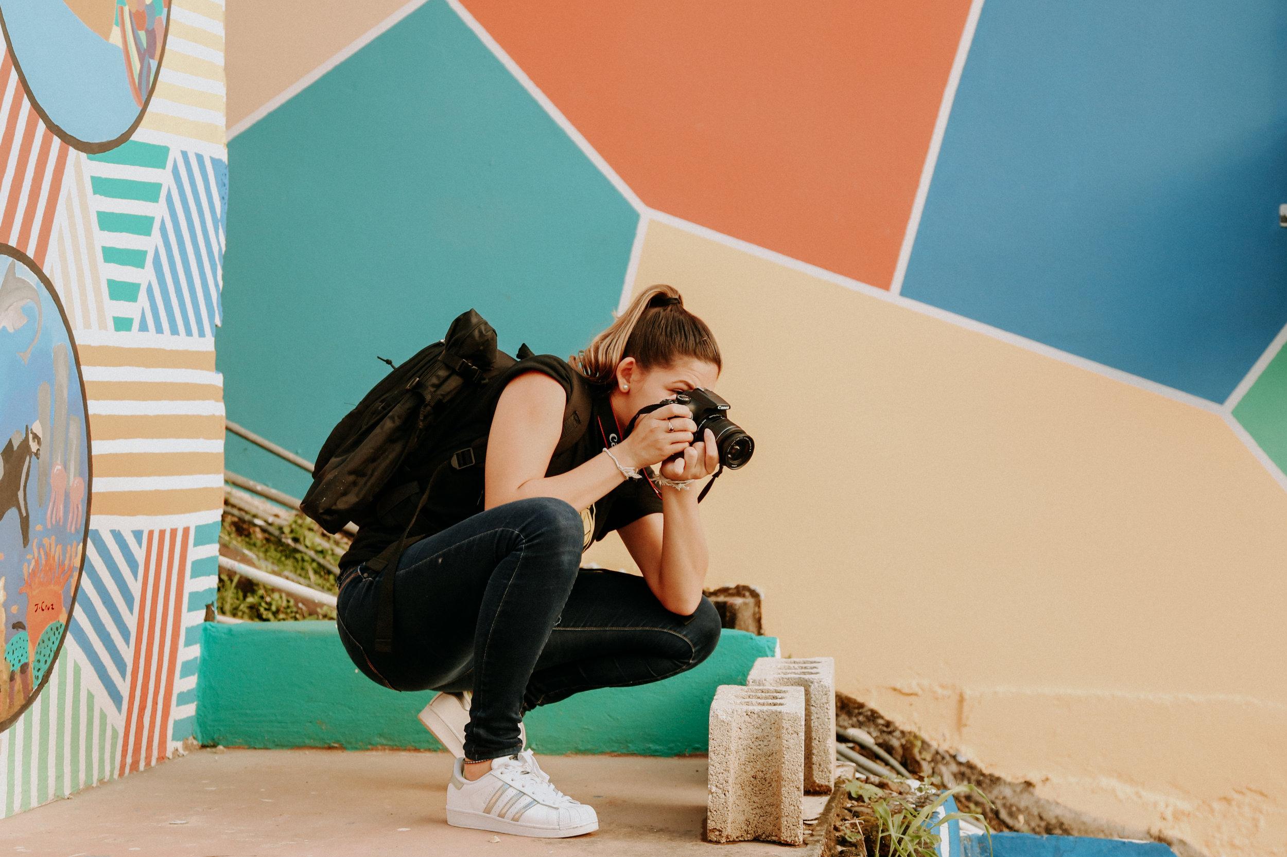 Curso Básico Fotografía $175 - Este curso es ideal para todo aquel que quiera aprender a usar su cámara correctamente en modo manual. El modo manual es uno de los modos necesarios para fotógrafos aficionados y profesionales.