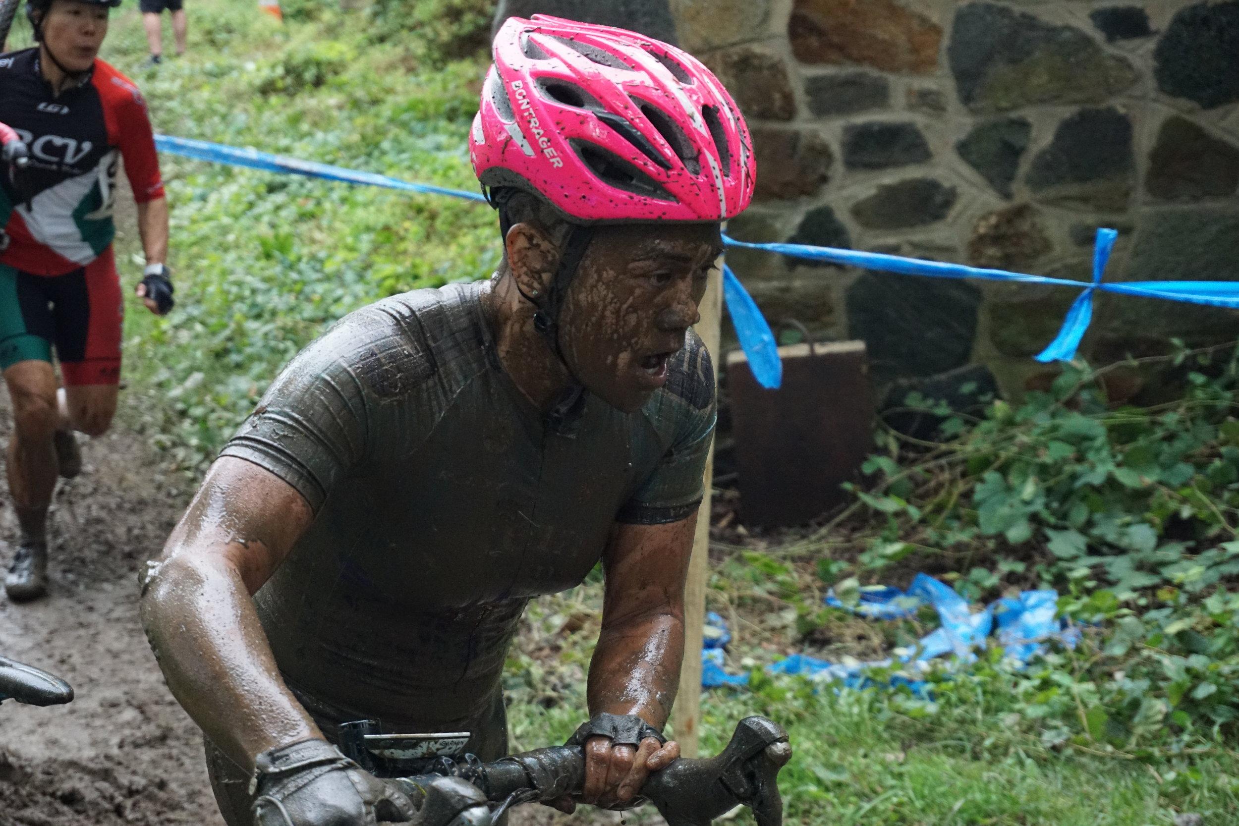 Mud & Neon Helmet.JPG
