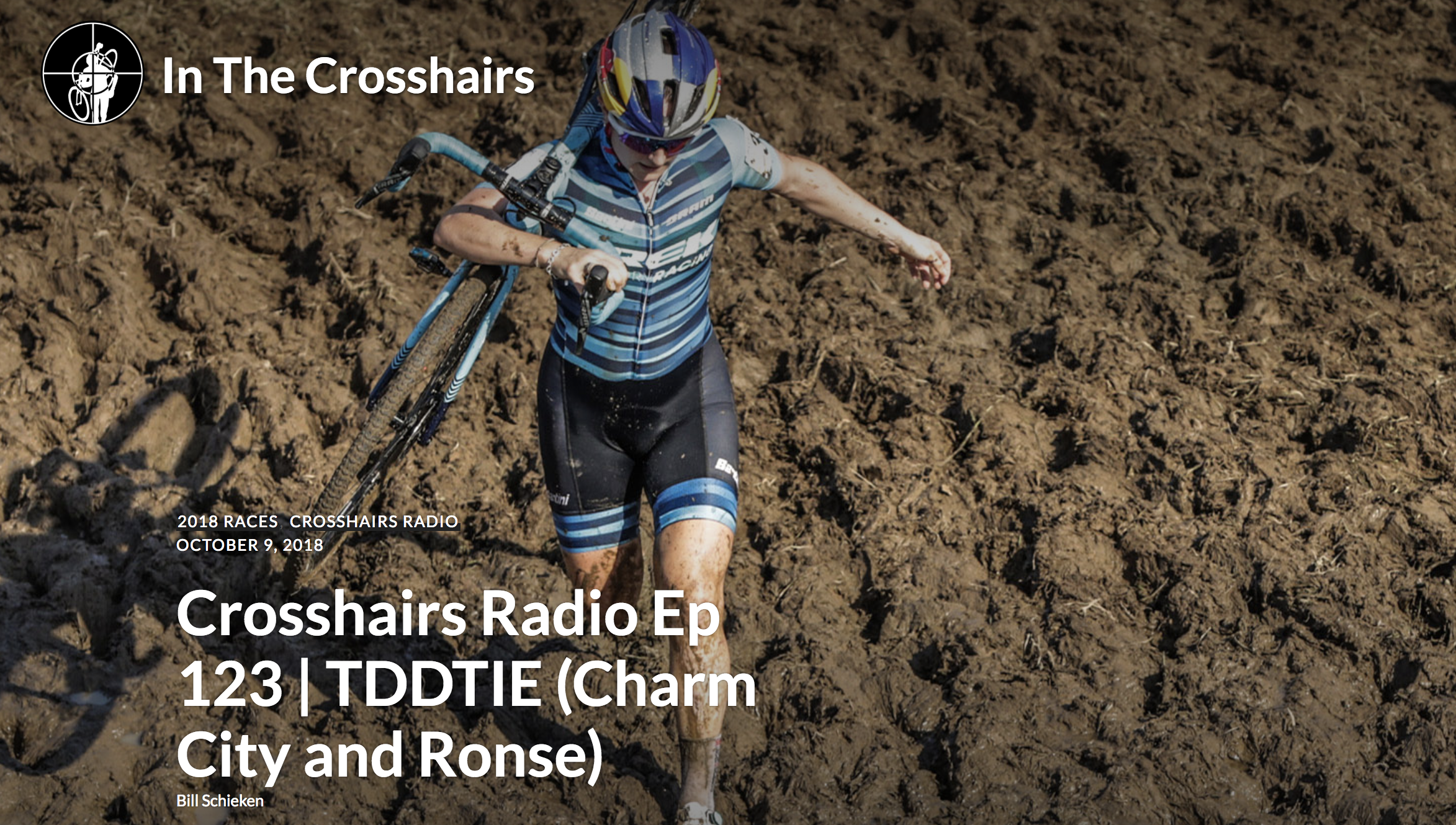 Crosshairs Radio Ep 123 | TDDTIE (Charm City and Ronse)