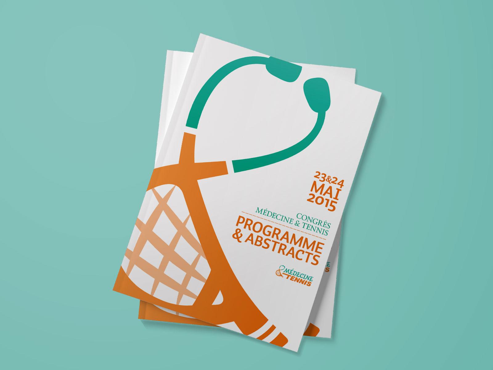 Programme - Programme de la 14e édition comprenant 40 pages en noir et blanc avec couverture et encarts publicitaires en couleur.