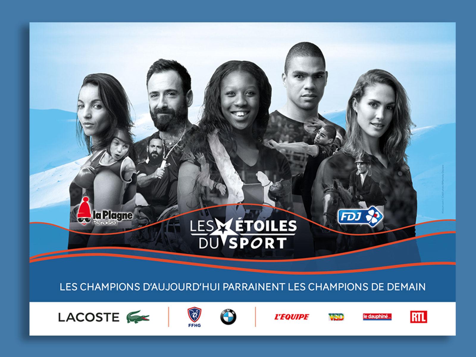 Affiche JC Decaux - Campagne d'affichage nationale.