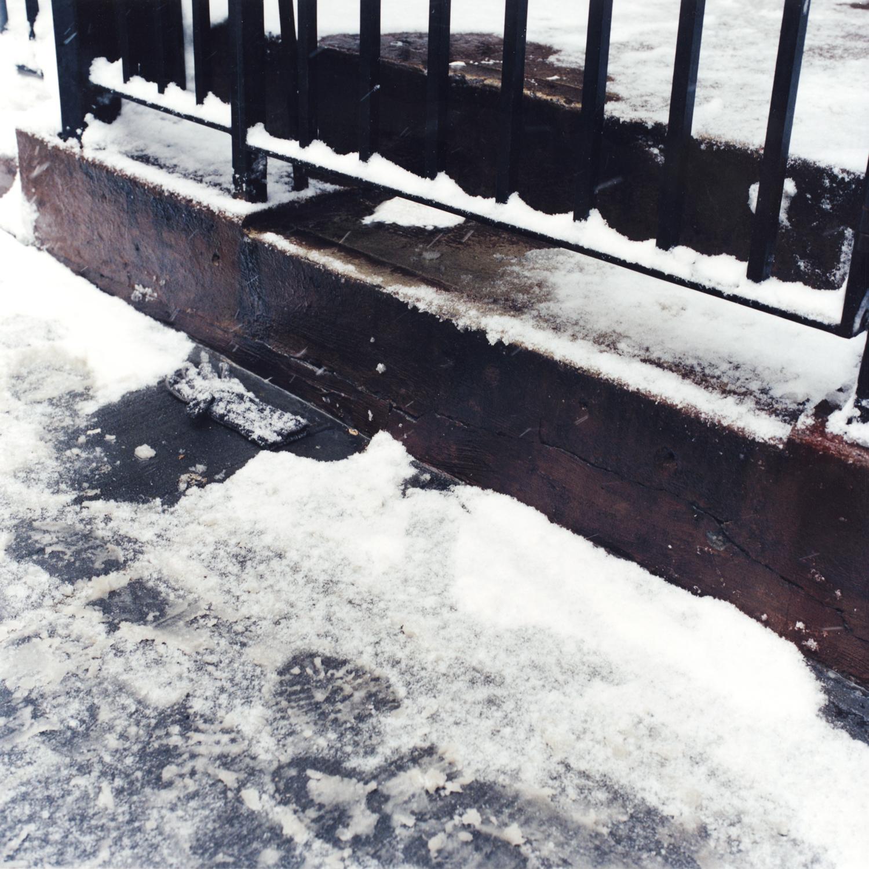 Black Glove, 103 Street Station Entrance, 1/9 South Bound  (1402