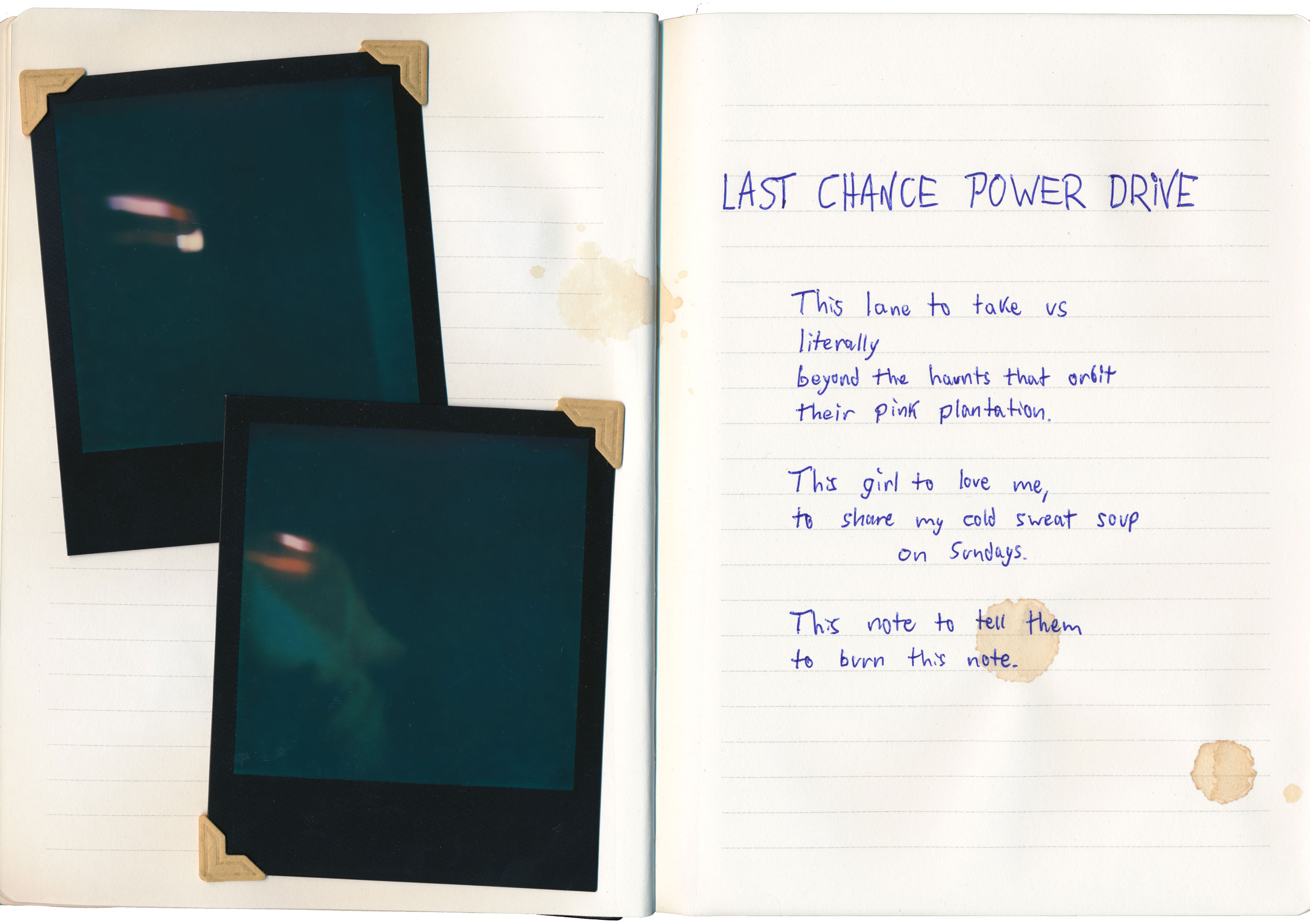 Archive of our collapse 9 - Last chance power drive.jpg